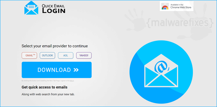 Quick Email Login