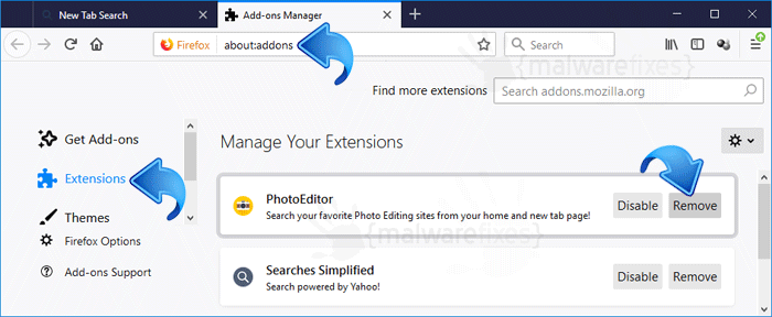 Easy Photo Edit Pro Firefox Extension