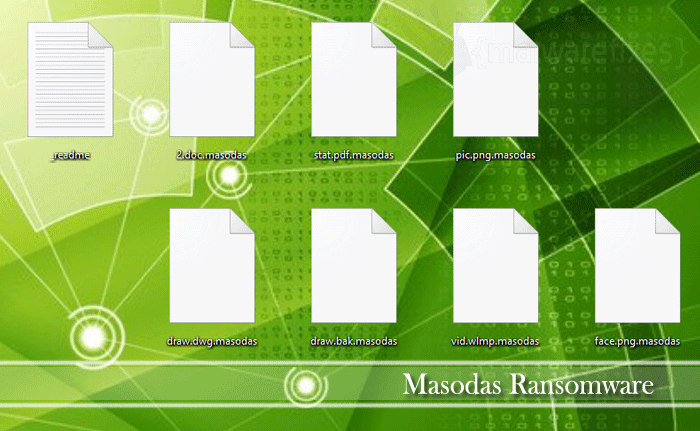 Masodas Ransomware