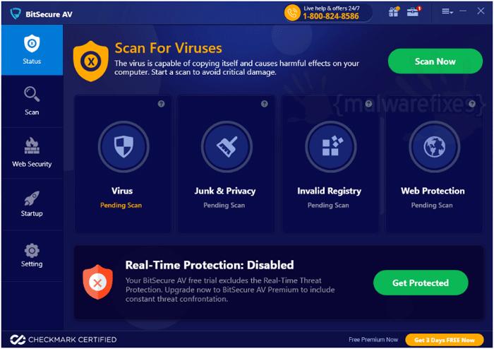BitSecure AV