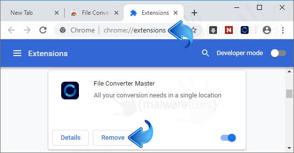 Fileconvmaster Chrome