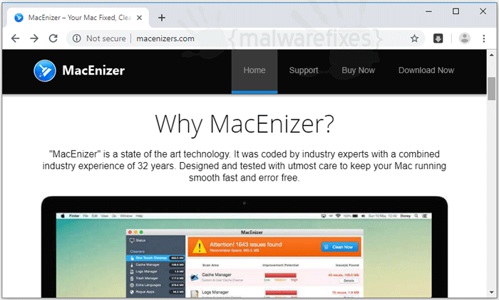 MacEnizer