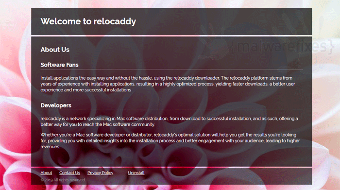 Relocaddy