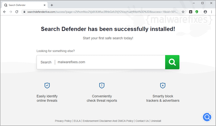 Search Defender
