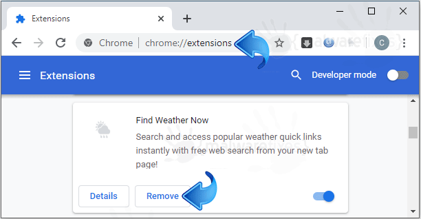 Find Weather Now Chrome Extension