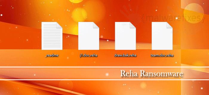 Image of Reha Ransomware