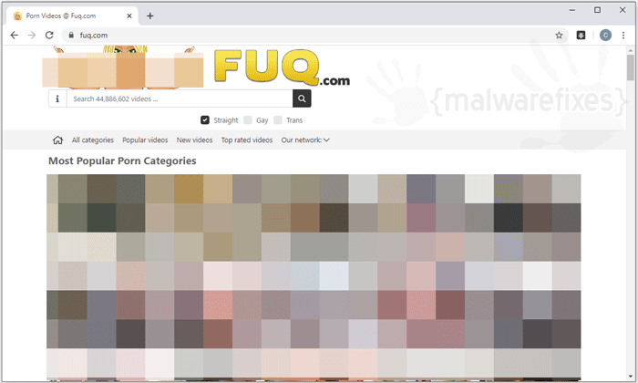 Fuq.com Pop-up