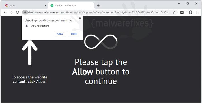 Checking-your-browser.com