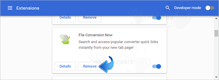 File Conversion Now Chrome Extension