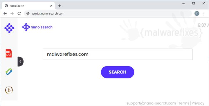 Portal.nano-search.com