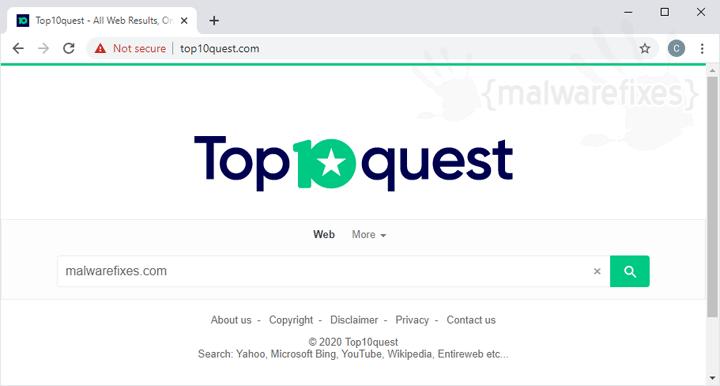 Top 10 Quest
