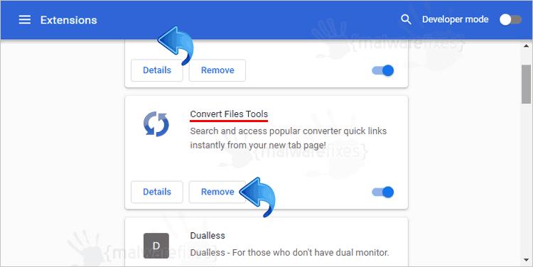 Convert Files Tools Chrome Extension