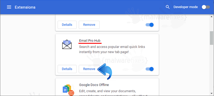 Email Pro Hub Chrome Extension