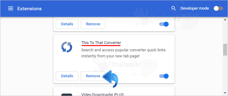 This To That Converter Chrome Extension