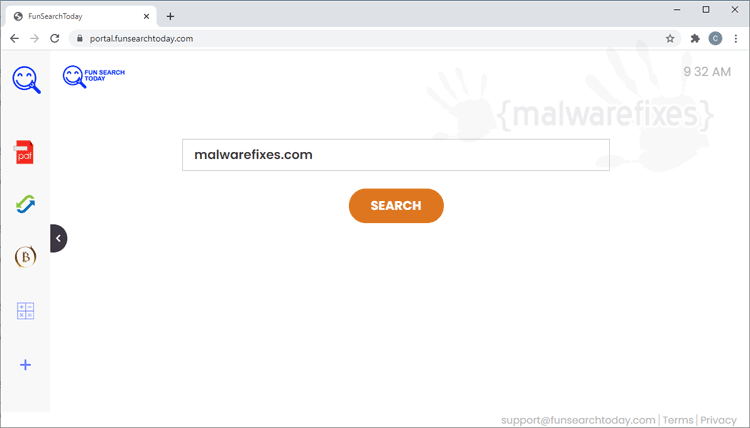 Screenshot image of Fun Search Today
