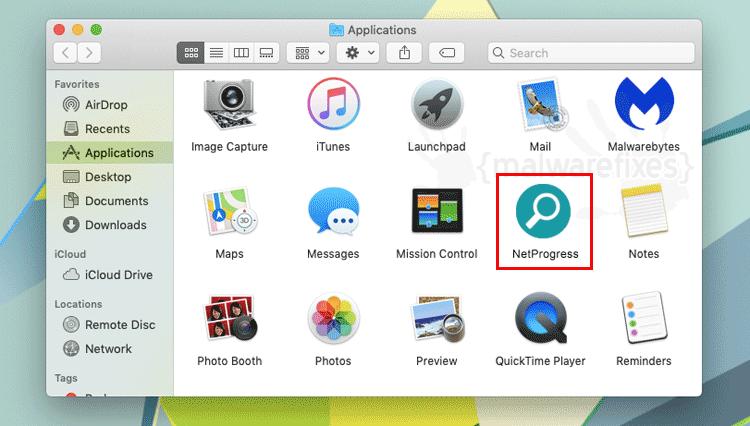 NetProgress App