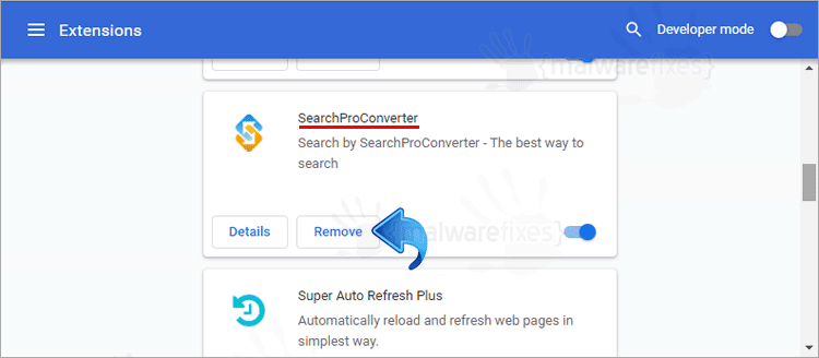 SearchProConverter Chrome Extension