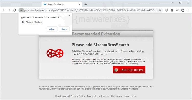 Streambrossearch.com