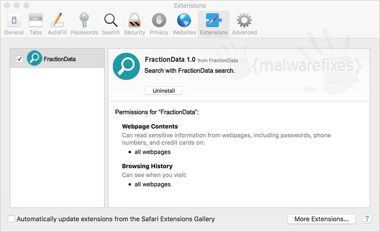 FractionData App
