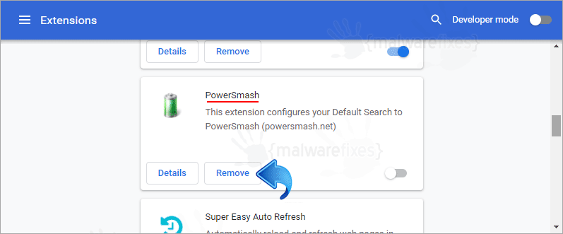 PowerSmash Chrome Extension