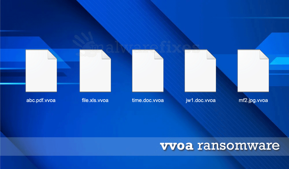 Image of Vvoa encrypted files