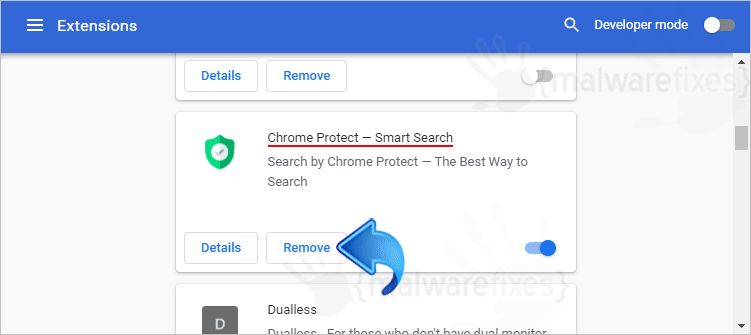 Image of Chrome Protect browser extension