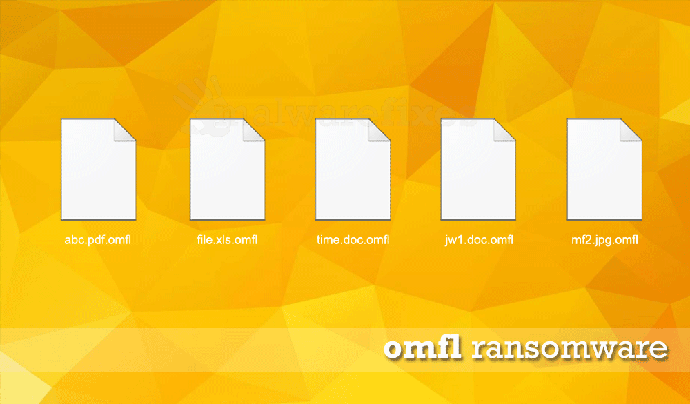 Image of Omfl encrypted files