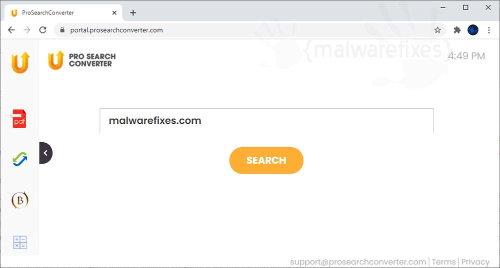 Pro Search Converter