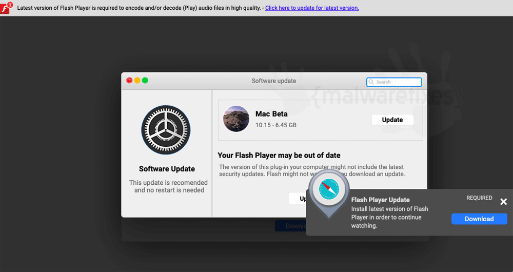 Screenshot of ProductUpgrade App