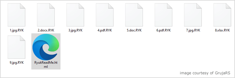 Ryk Ransomware
