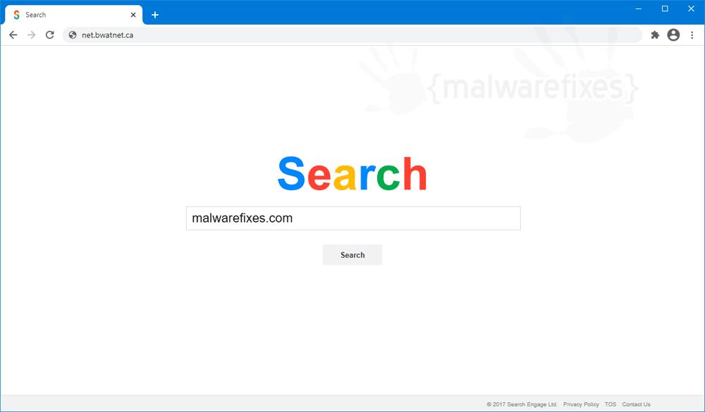 Screenshot of Net.bwatnet.ca