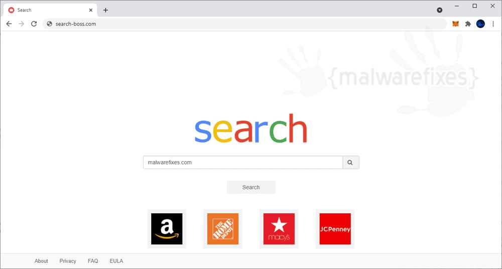 Screenshot of Search-boss.com