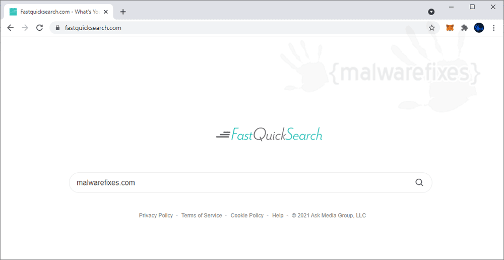 Screenshot of Fastquicksearch.com