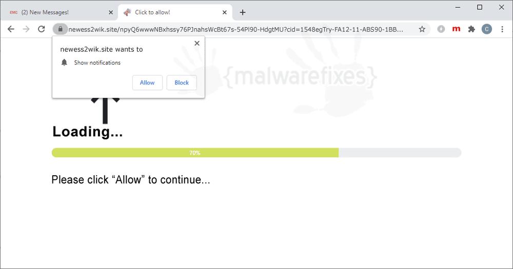 Screenshot of Newess2wik.site
