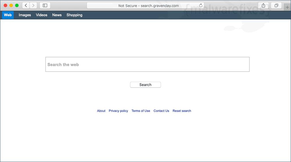 Screenshot of Searchsymphony.com website