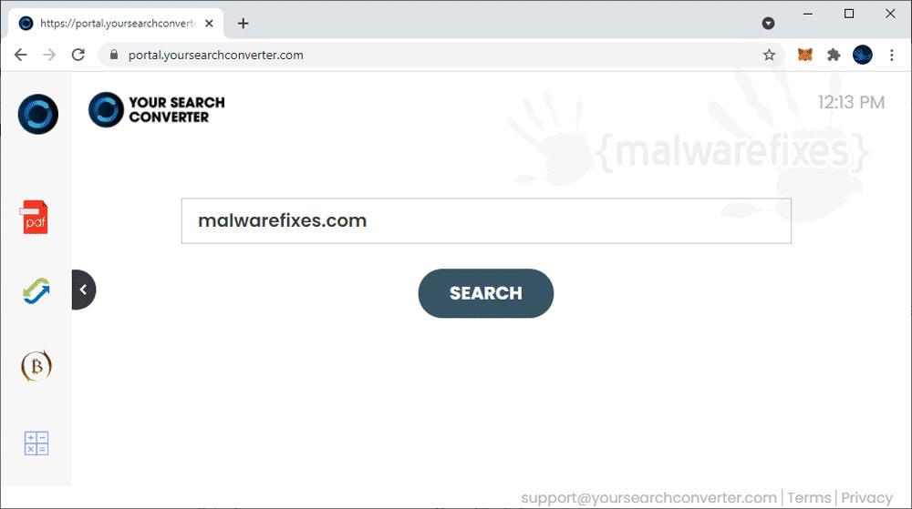 Yoursearchconverter